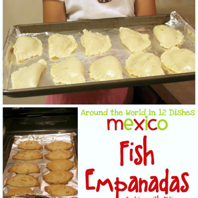 Mexican Empanadas: Around the World in 12 Dishes