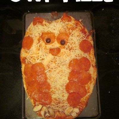 Little Hands that Cook with Books: Owl Pizza