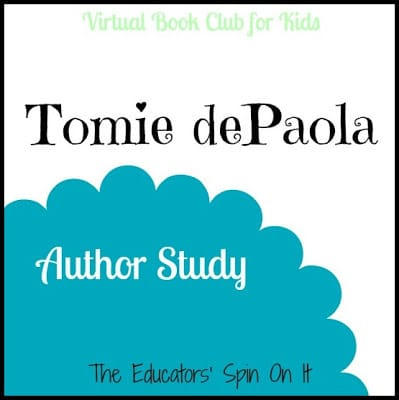 Tomie DePaola Author Study featuring videos and books by this famous author.