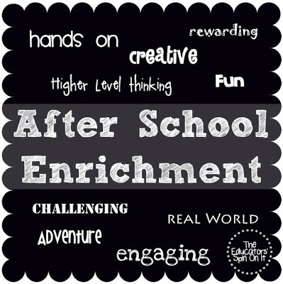 After School Enrichment Community