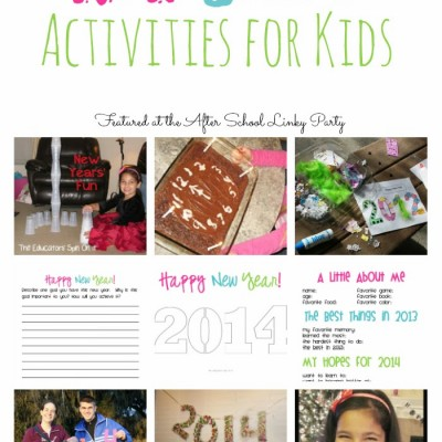 New Year's Activities with Kids