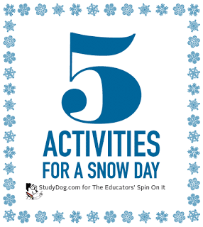 5 Activities for a Snow Day