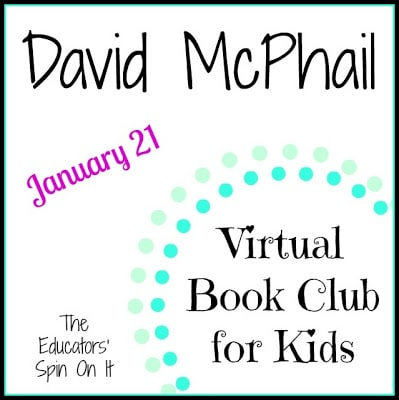 Announcing the David M. McPhail Virtual Book Club