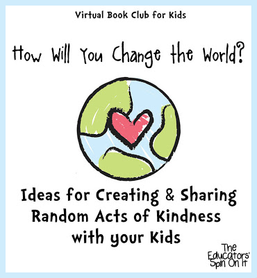 Using Books to Inspired Acts of Kindness featured Weezer Changes the World by David McPhail
