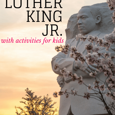 Activities for Learning About Martin Luther King Jr