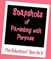 Unplug and Enjoy Quiet Time: Snapshot of Parenting with Purpose