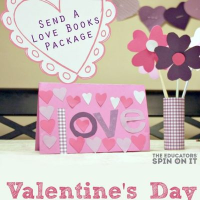 Kindness Challenge: Create a Love Books Package