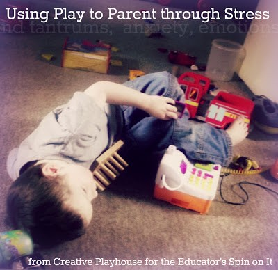 Using Play to Parent Through Stress: Snapshot of Parenting with Purpose