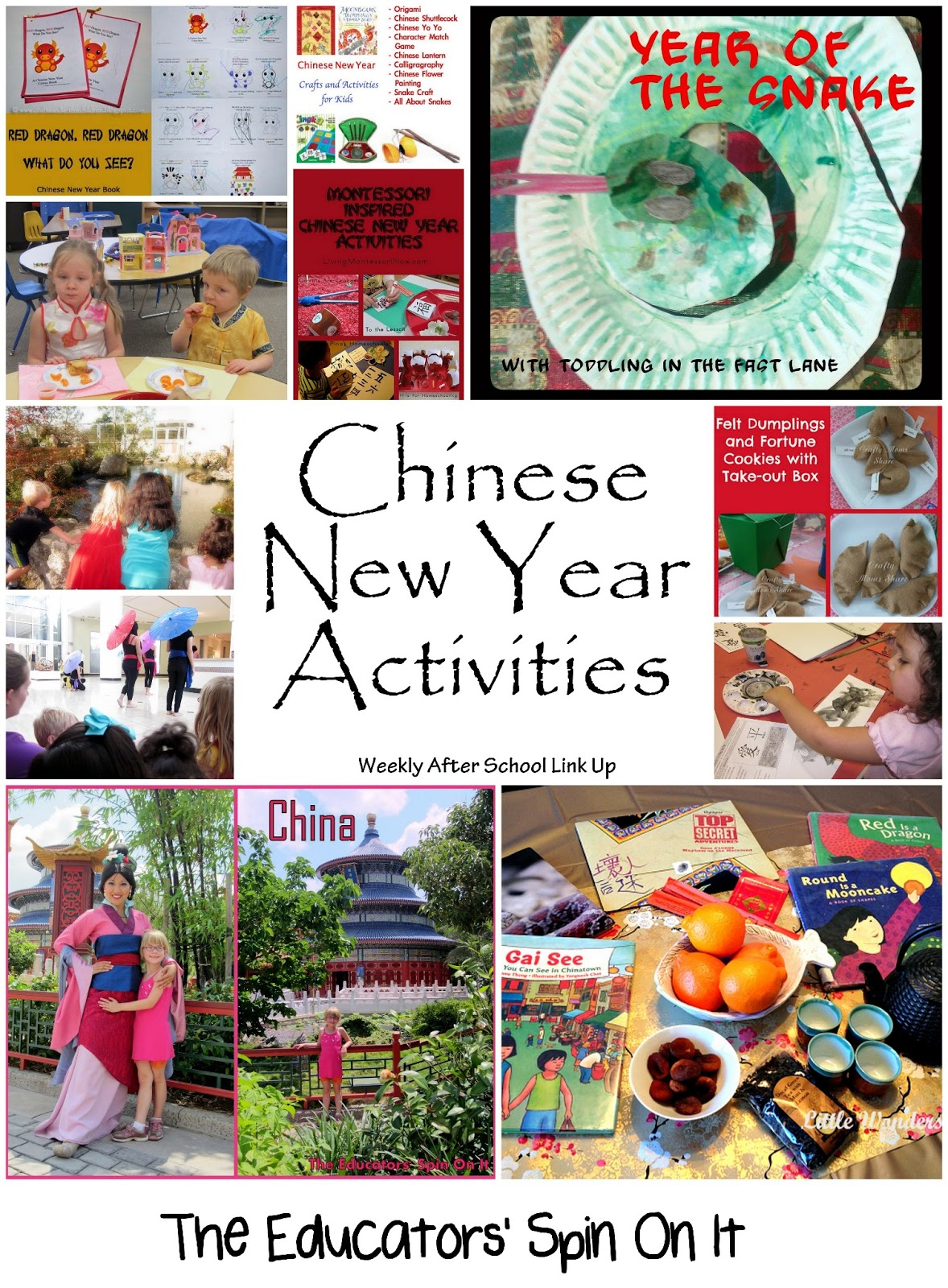 chinese new year activities for kids featured at the educators spin on it - Chinese New Year Activities