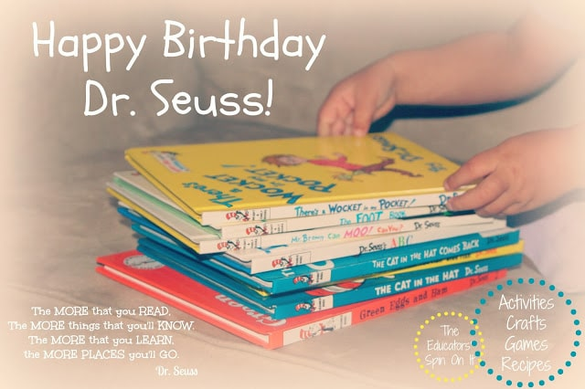 The More that you Read Quote form Dr. Seuss