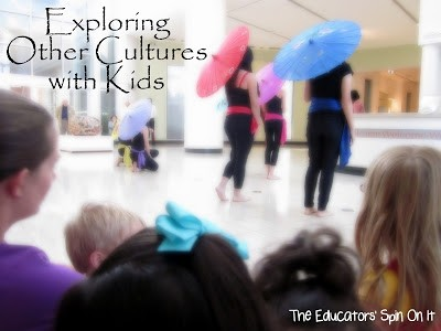 Exploring World Cultures with Kids