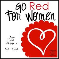Go Red for Women Blog Hop