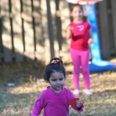 Healthy Heart Fun for Mommy & Me {Go Red for Women Blog Hop}
