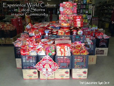 Tips for Exploring World Cultures with Kids from The Educators' Spin On It