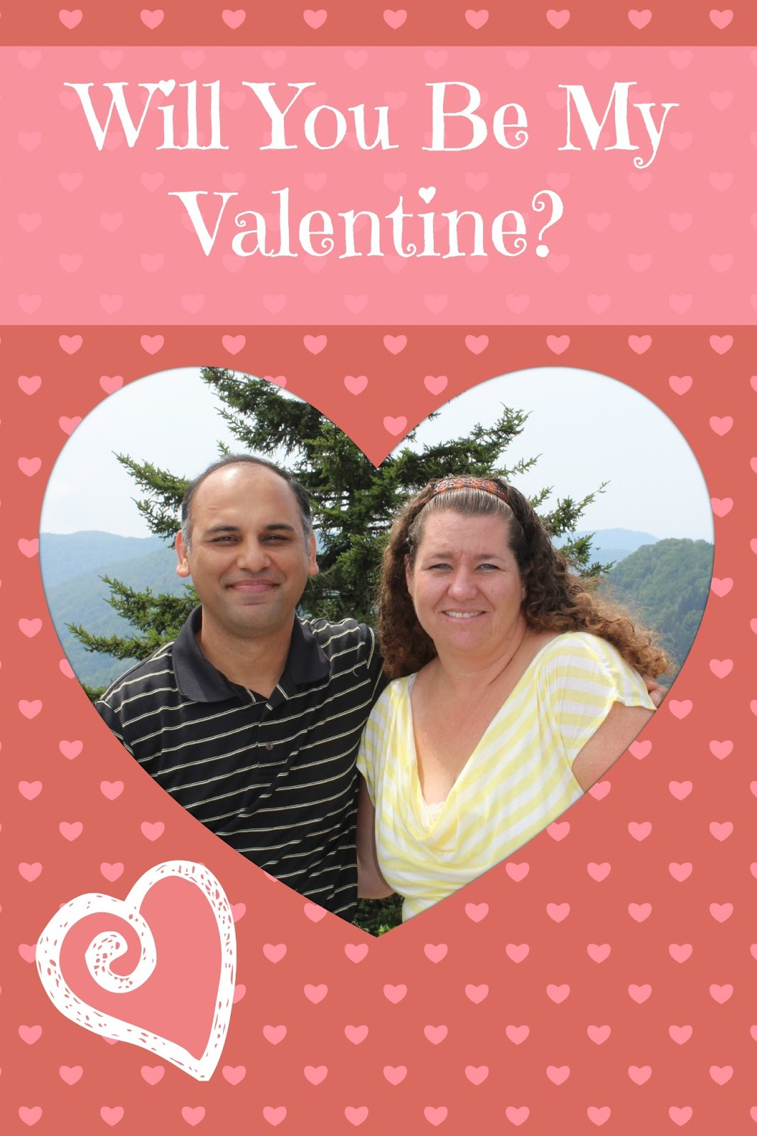 Using Picmonkey to create a personalized Valentines Day Card for your Husband