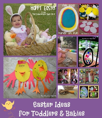 Last Minute Easter Activities for All Ages