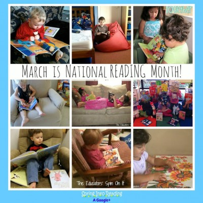 Reading Around the Globe for Read Across America