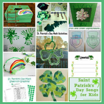 St. Patrick's Day Activities for After School Fun with Kids