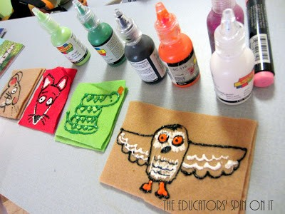 How to Make Gruffalo Finger Puppets for Creative Storytelling