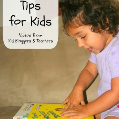 Reading Tips for Kids: Q & A Session