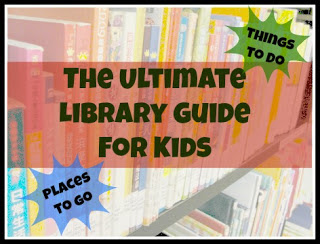 Tips for Using the Library with Kids