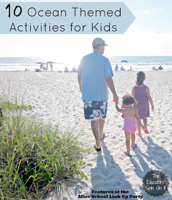 10 Ocean Activities for Summer Fun with Kids