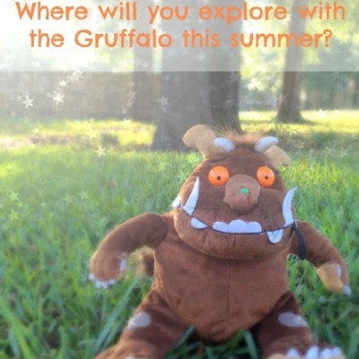 Where will you Explore with the Gruffalo this Summer?
