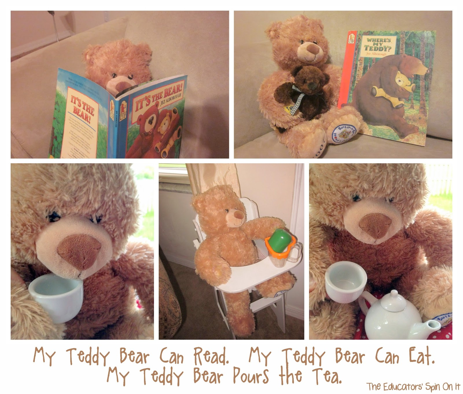 Teddy Bear Picnic Fun with Story Writing - The Educators' Spin On It