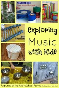 Exploring Music with Kids