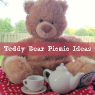 Teddy Bear Picnic Fun with Story Writing
