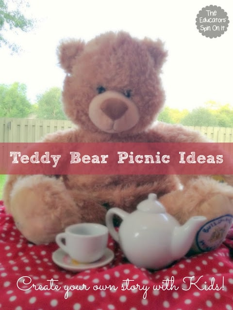 Teddy Bear Picnic Ideas for Kids