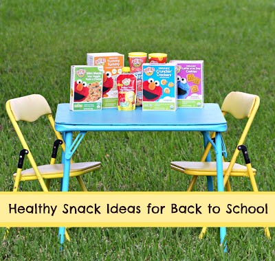 Back to School Tips with Earth's Best