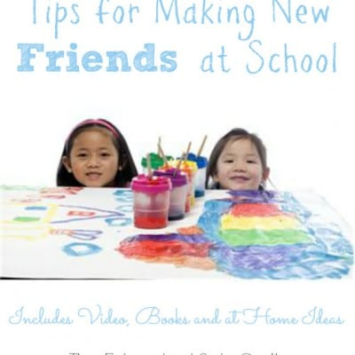 Tips for Making Friends at School