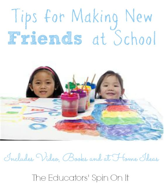 Tips for Making New friends at School