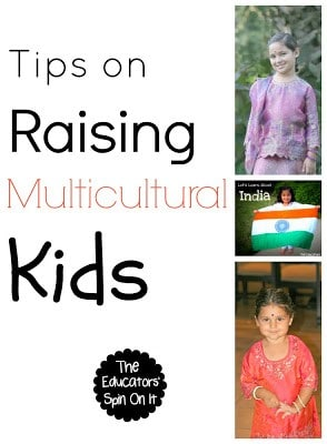 Tips on Raising a Multicultural Child