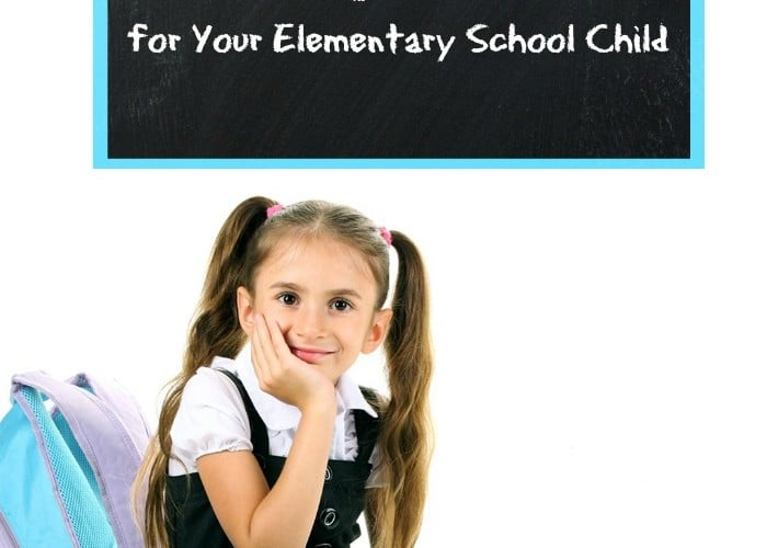 Creating Effective Morning Routines for Your Elementary School Child