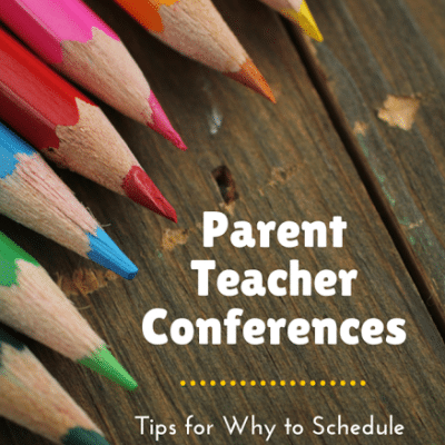 Tips for Parent-Teacher Conferences