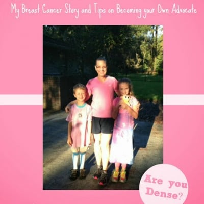 Breast Cancer Awareness Month: My Dense Breast Story