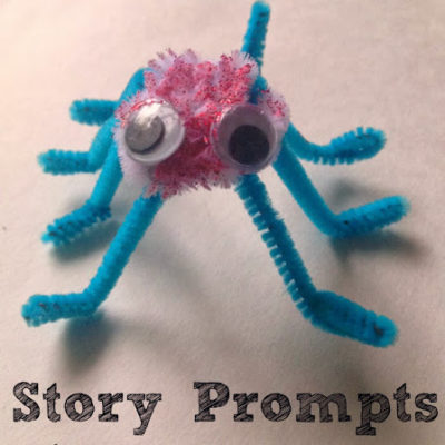 Spider Writing Prompts