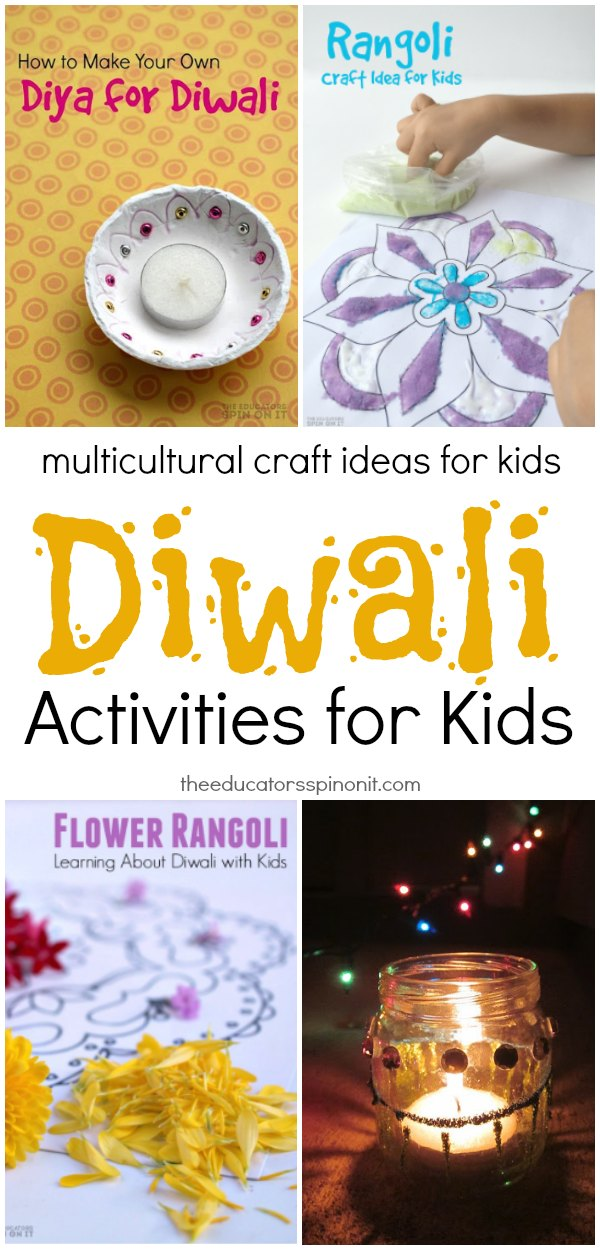 Diwali Activities For Kids Crafts Activities Books And Videos