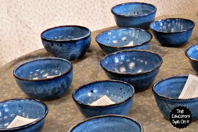 ceramic bowl, empty bowl