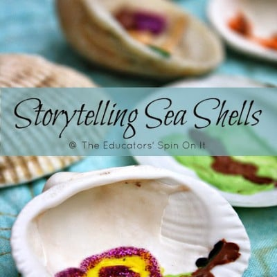 Storytelling Sea Shells