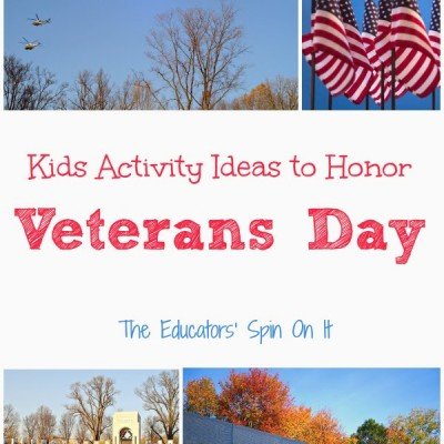 Veterans Day Activities for Kids
