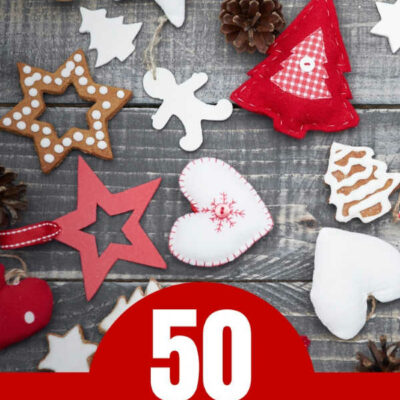 50+ Christmas Activities for School Aged Kids