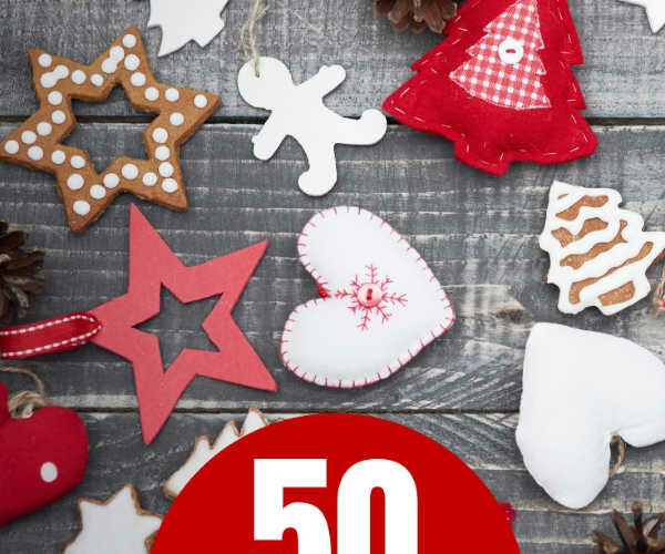 50 Christmas Activities for School Ages