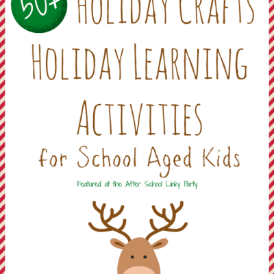 Ways to Support Holiday Crafts & Gifts in your Child's Classroom