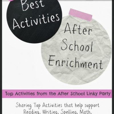 Best Activities for After School with Kids