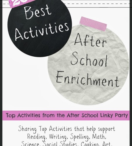 Best Activities for After School with Kids from 2013