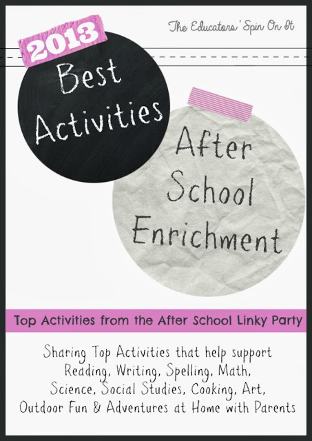 Activities for School Ages