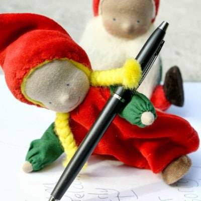 Kindness Elves Free Printables for Busy Parents